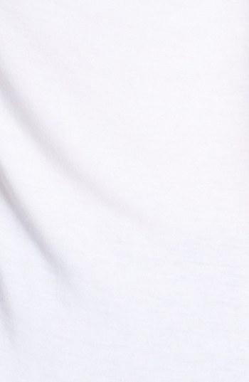 Vince Camuto Faux Leather Zigzag Tank (Regular & Petite)