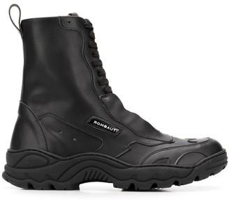 Rombaut Boccaccio lace-up boots