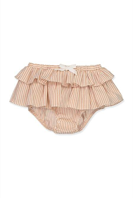 Country Road Metallic Stripe Bloomer