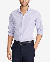 Polo Ralph Lauren Men's Big & Tall Gingham Classic-Fit Poplin Shirt