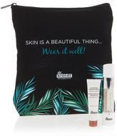 Dr. Brandt Skincare 2% Retinol Complex Serum & 3-D Lip PLUMPfix Plump & Prime Serum with Canvas Pouch