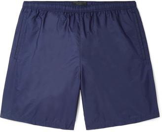 Prada Puma Mid-Length Appliqued Shell Swim Shorts
