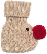 Gucci Baby reindeer knit socks
