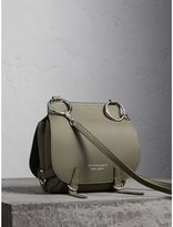 Burberry The Bridle Bag in Deerskin