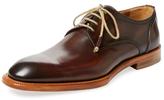 Antonio Maurizi Plain Toe Derby Shoe