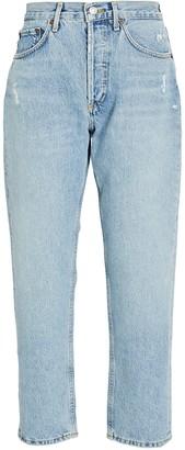 AGOLDE Parker Straight-Leg Jeans