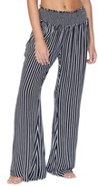 Thumbnail for your product : Raisins Juniors' Beach Day Striped Cover-Up Pants Women's Swimsuit