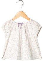 Makie Girls' Floral Print Sleeveless Dress