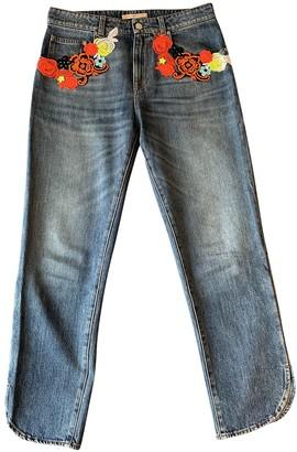 Christopher Kane Navy Denim - Jeans Jeans for Women