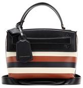 Victoria Beckham Small Picnic Bag Leather Handbag