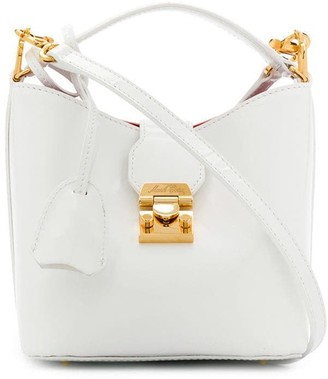 Mark Cross Murphy mini bucket bag