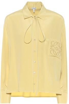 Loewe Crepe de chine shirt