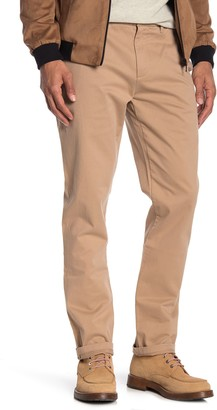 "English Laundry Slim Leg Flat Front Pants - 30-32"" Inseam"