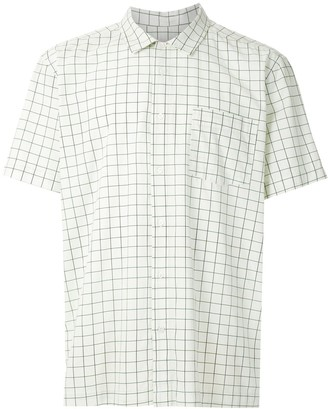 OSKLEN Checked Long Sleeves Shirt