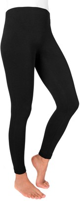 Muk Luks Women's Fleece-Lined Leggings