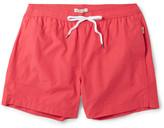 Onia - Charles Mid-length Cotton-blend Swim Shorts