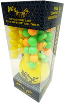 Yellow Jack Attack Street Ball Game Set