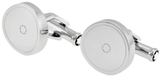 Montblanc Iconic Stainless Steel Cufflinks