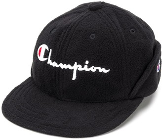 Champion Embroidered Logo Cap