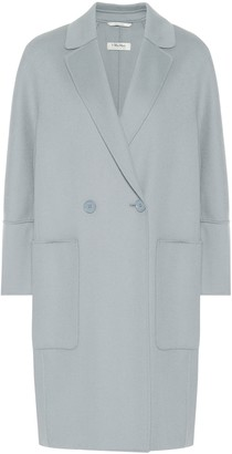 S Max Mara Audrey virgin wool coat
