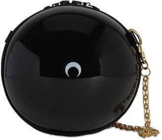 Marine Serre Moon Print Ball Bag