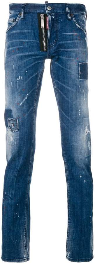 DSQUARED2 Spray Cool Guy jeans