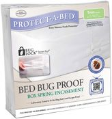 Protect A Bed Protect-A-Bed Bed Bug Box Spring Encasement