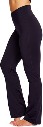 90 Degree By Reflex Women's Active Pants GOTGR - Gothic Grape Soft Tech High-Waist Yoga Pants - Women