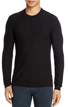Giorgio Armani Emporio Textured Knit Sweater