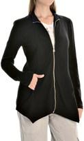 XCVI Aria Knit Jacket - Zip Front (For Women)