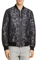 BLK DNM Camouflage Bomber Jacket