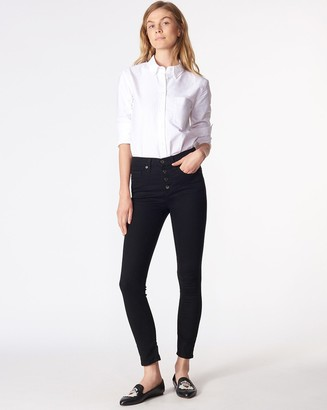 Veronica Beard Debbie High-Rise Skinny Jean