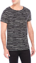 Cheap Monday Cap Crayon Stripe Tee