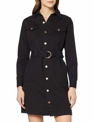New Look Women's Cally Mini Shirt Dress:1:S8