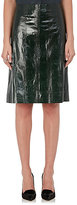 Nina Ricci WOMEN'S SNAKESKIN PENCIL SKIRT