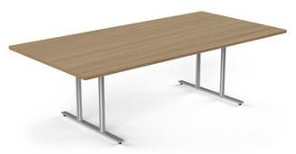"Baltix Rectangular Conference Table Baltix Size: 30"" H x 96"" L x 48"" W"
