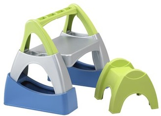 American Plastic Toys 2 Piece Study 'N Play Writing Desk and Chair Set