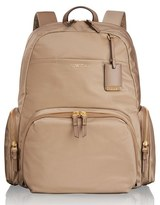 Tumi Calais Nylon 15 Inch Computer Commuter Backpack - Beige