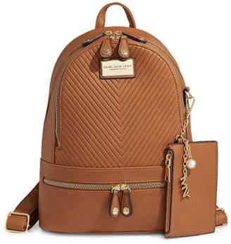 Andrew Marc Chevron Backpack