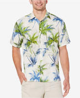 Cubavera Men's Tropical Foliage Shirt