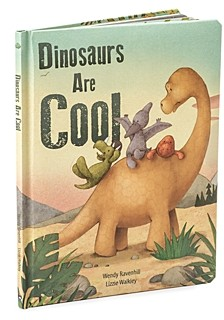 Jellycat Dinosaurs Are Cool Book - Ages 0+