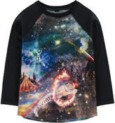 Stella McCartney Graphic organic cotton T-shirt