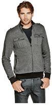 GUESS Men's Palash Fleece Jacket
