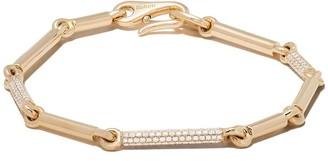 Maor 18kt yellow gold Orion diamond bracelet