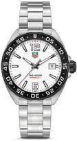 Tag Heuer Formula 1 Watch with Unidirectional Black Titanium Carbide Bezel, 41mm