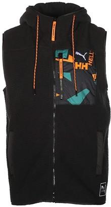 Puma r) X Helly Hansen(r) Vest (Black) Men's Coat