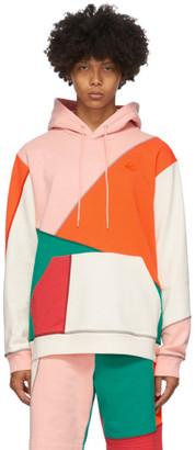 McQ Multicolor Patchwork Hoodie