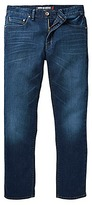 Mish Mash Scavenge Straight Leg Stretch Jeans 29in Leg