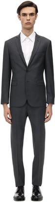 Tonello Single Breast 225gr Wool & Mohair Suit