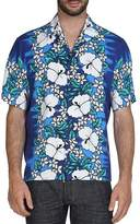 DSQUARED2 Tropical Short Sleeve Button-Down Shirt